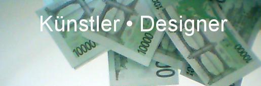 Künstler Designer und Geld verdienen