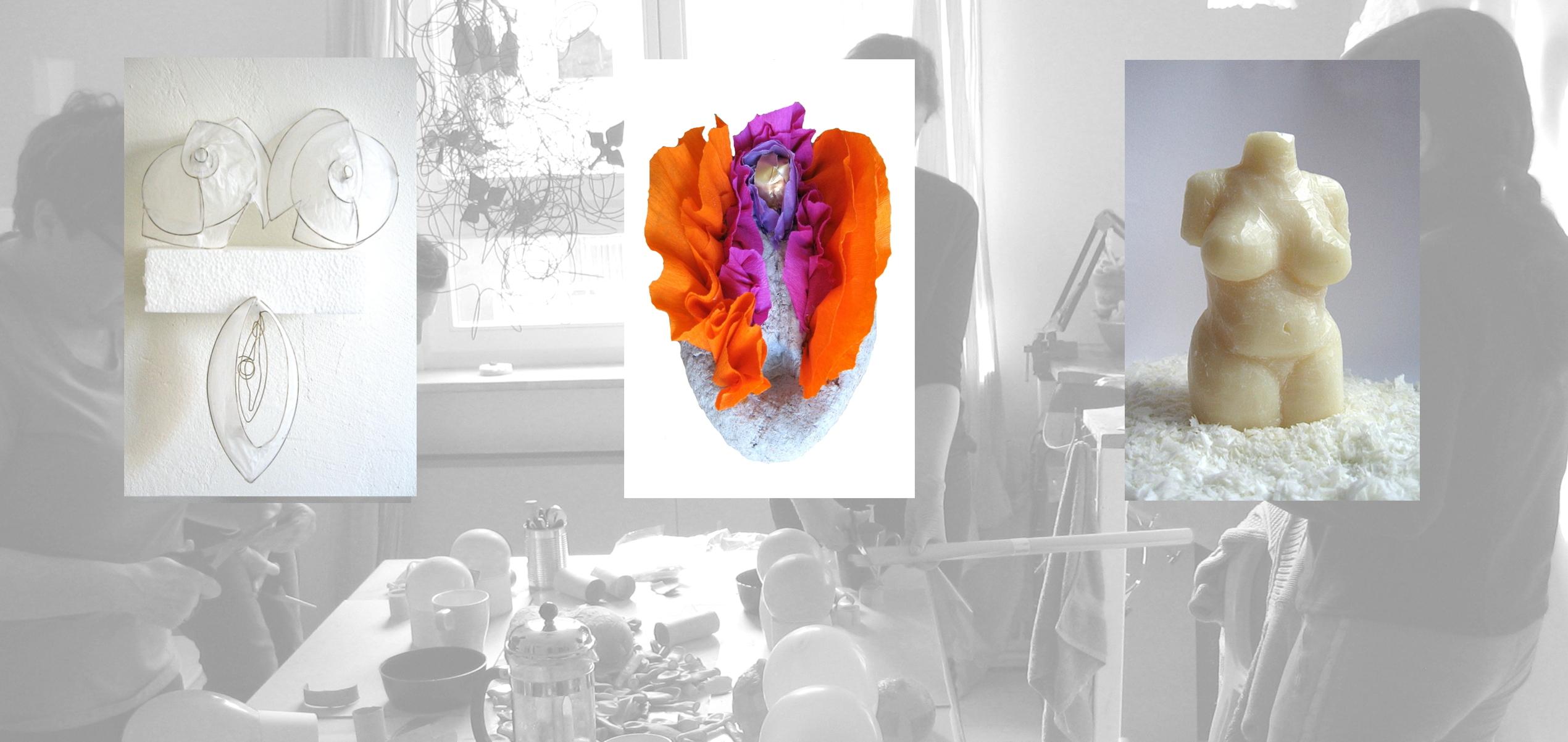 Liebe Dich Und Deinen Körper: Skulpturen Workshops Für Frauen