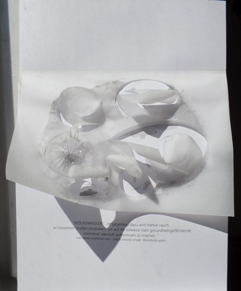Papierobjekt